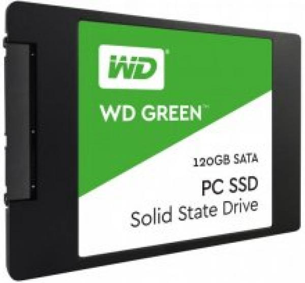 כונן SSD פנימי Western Digital WD Green WDS120G1G0A 120GB