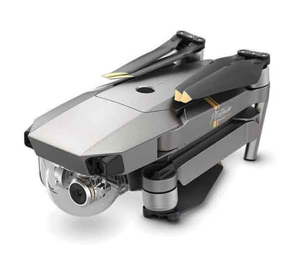 רחפן Dji Mavic Pro Platinum Fly More Combo