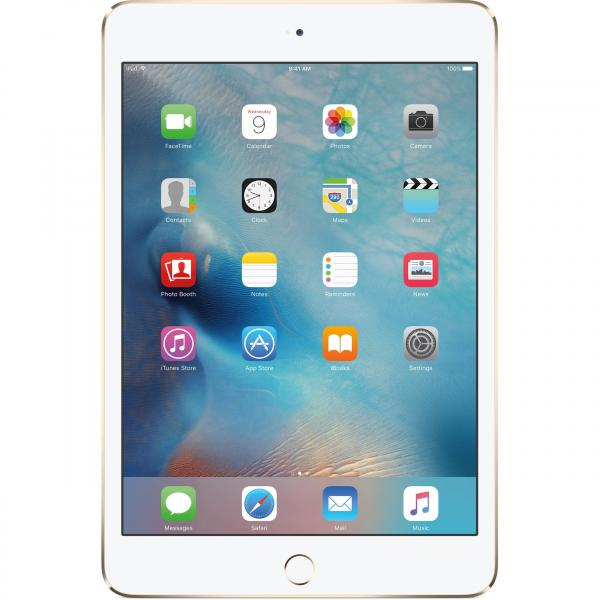 Apple iPad Mini 4 128GB WiFi + Cellular אפל