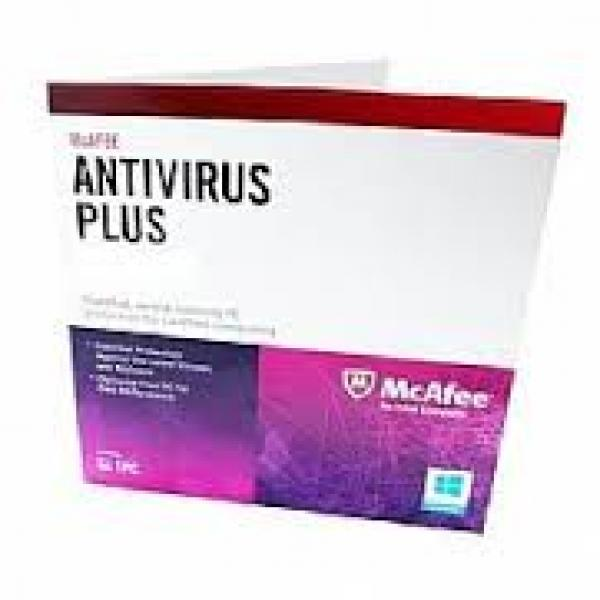 אנטי וירוס McAfee Antivirus Plus OEM