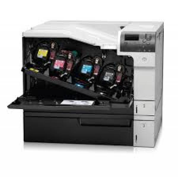 מדפסת לייזר HP Color LaserJet Enterprise M750n