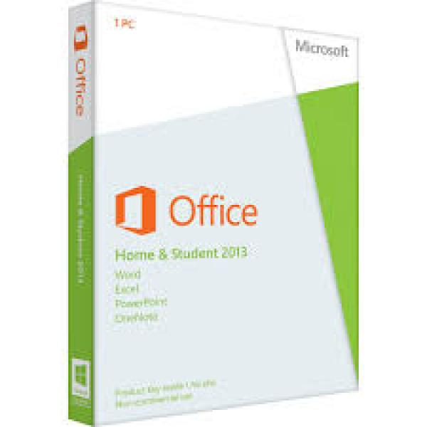 Microsoft Office Home and Student 2013 Hebrew 79G-04008