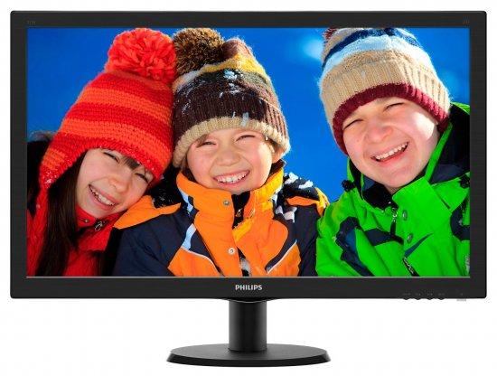 מסך מחשב Philips 243V5QHABA 23.6 אינטש פיליפס