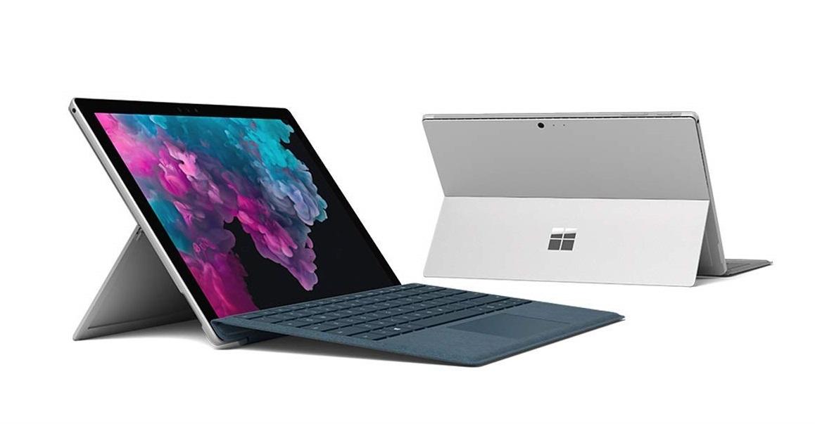 טאבלט Microsoft Surface Pro 6 Core i7 512GB 16GB מיקרוסופט