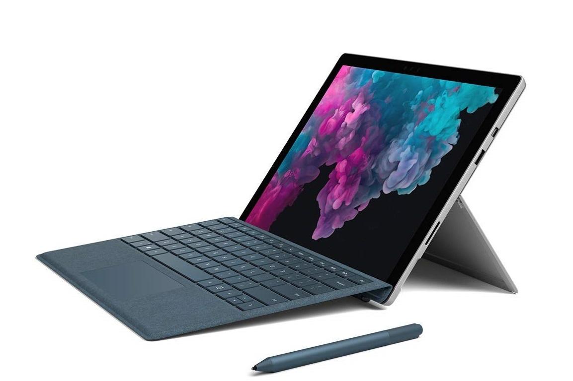 Microsoft Surface Pro 6 Core i5 8GB 128GB Platinum