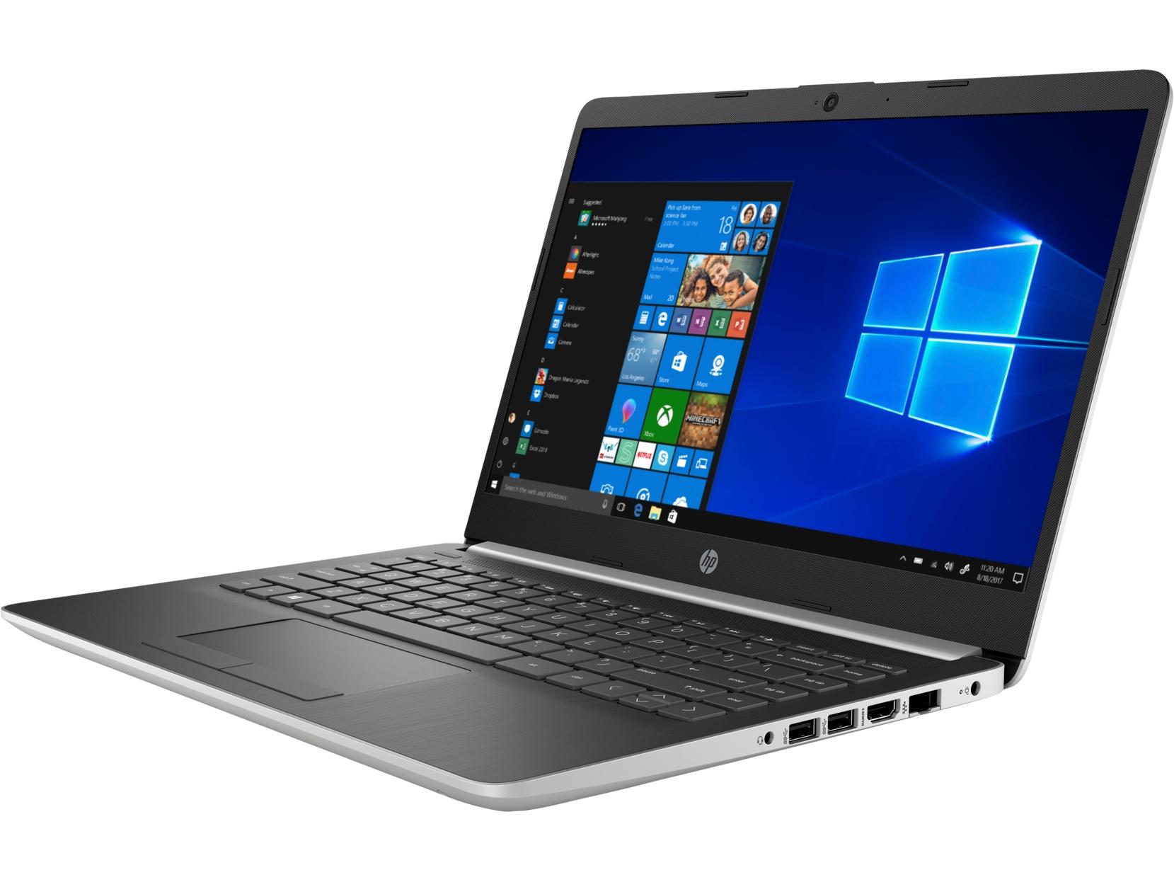 מחשב נייד HP 14-cf1000nj 6PC56EA