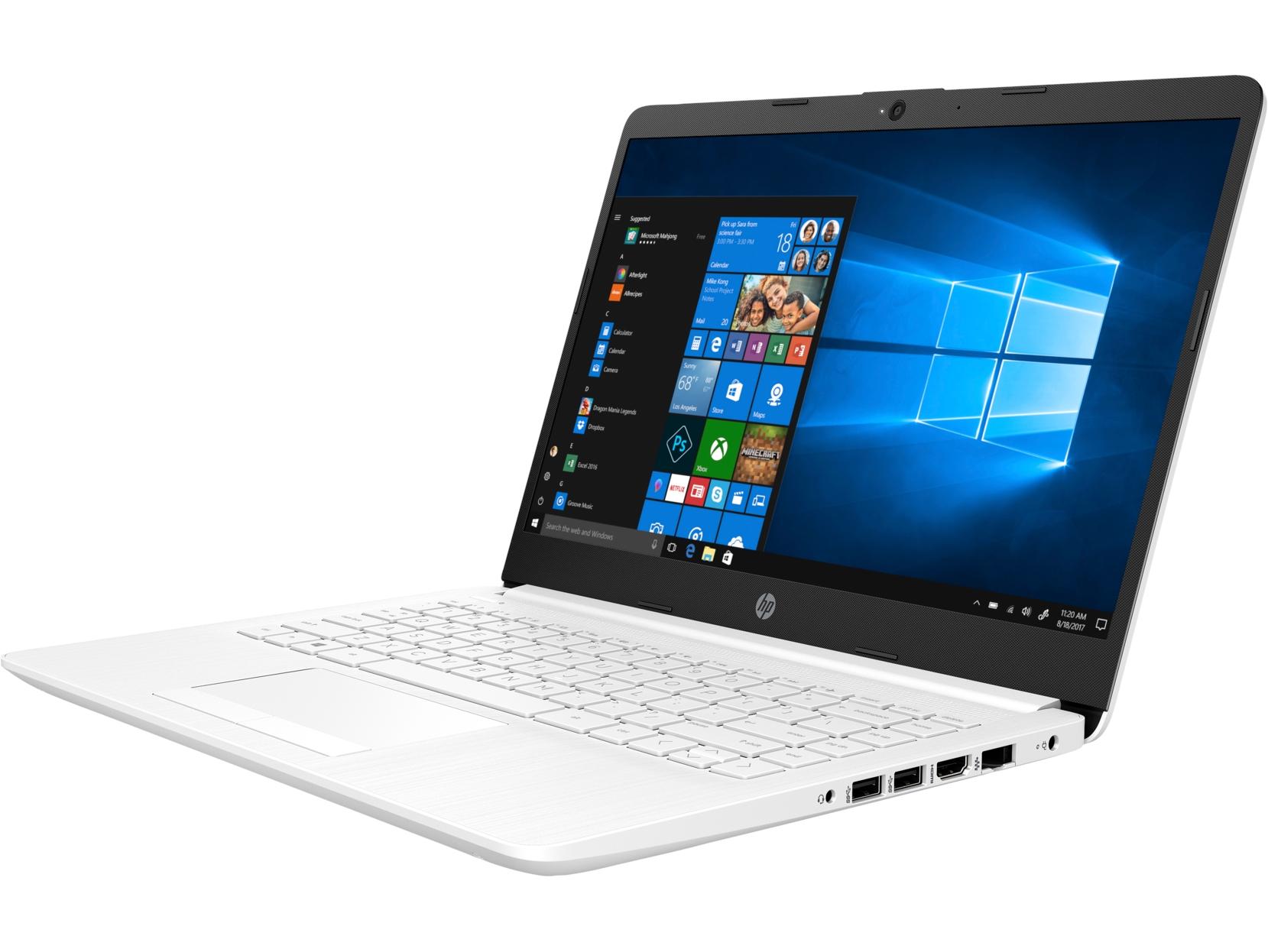 מחשב נייד HP 14-cf1001nj 6PC62EA