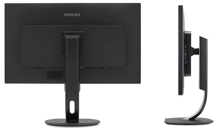 מסך מחשב Philips 328P6VJEB 31.5 אינטש פיליפס