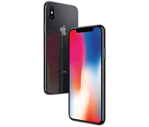 אייפון Apple iPhone X 256GB בצבע אפור חלל - שנה אחריות היבואן הרשמי
