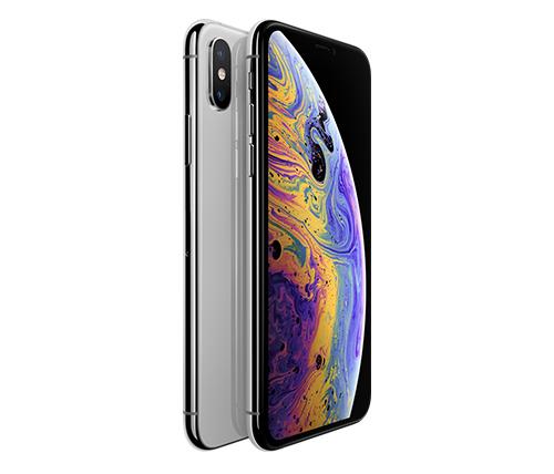 אייפון Apple iPhone XS 256GB צבע כסוף - שנה אחריות יבואן רשמי