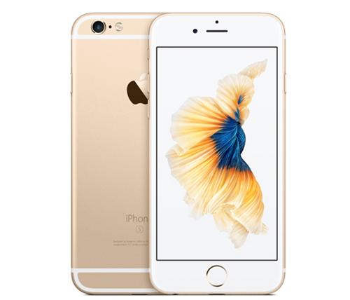 אייפון Apple iPhone 6S 32GB SimFree בצבע זהב - שנה אחריות היבואן הרשמי