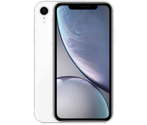 אייפון Apple iPhone XR 128GB בצבע לבן - שנה אחריות היבואן הרשמי