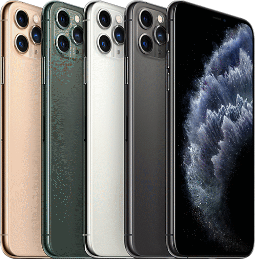 Apple iPhone 11 Pro Max 256GB יבואן רשמי
