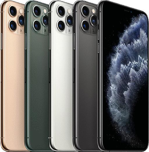 Apple iPhone 11 Pro Max 512GB יבואן רשמי