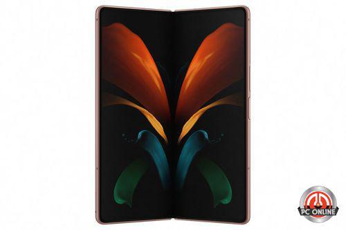 סמארטפון Samsung Galaxy Z Fold 2 256GB בצבע BRONZE - אחריות יבואן רשמי סאני
